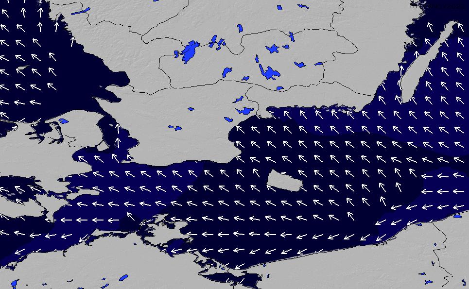 2021/5/9(日)14:00ポイントの波周期