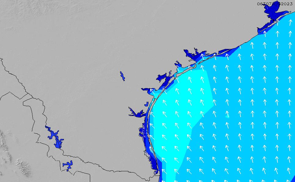 2021/5/12(水)11:00波高チャート
