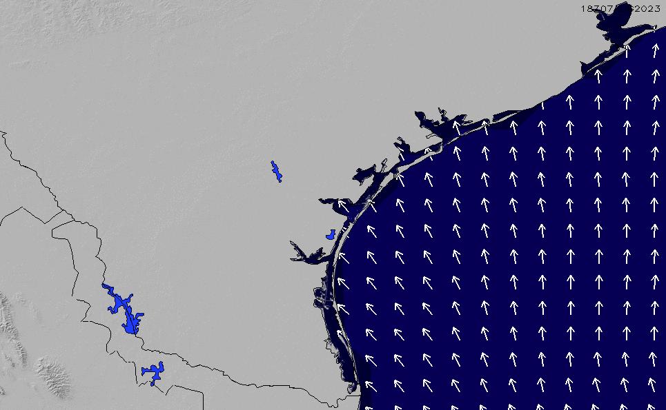 2021/3/1(月)6:00ポイントの波周期