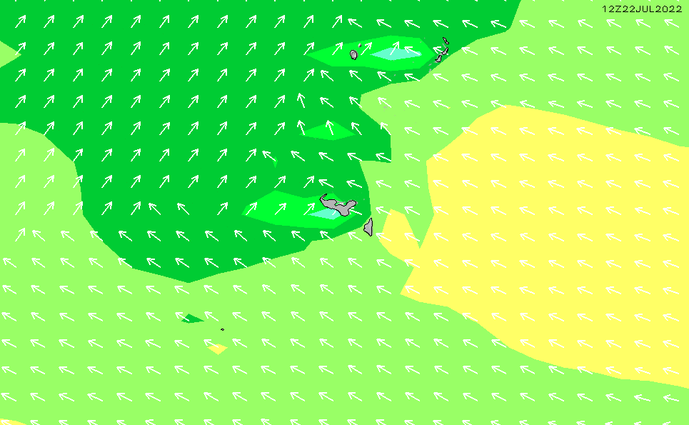 2021/10/26(火)1:00波高チャート