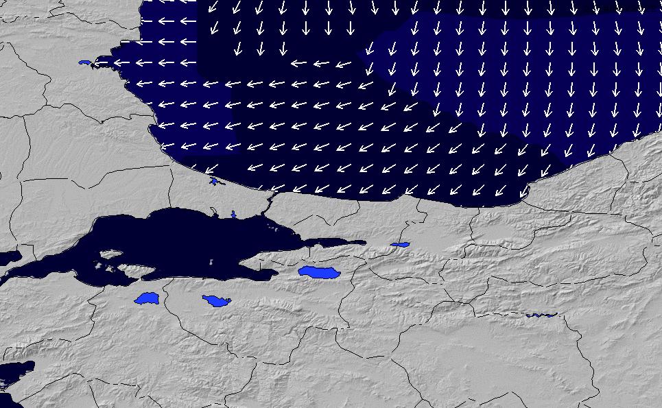 2020/4/1(水)21:00ポイントの波周期