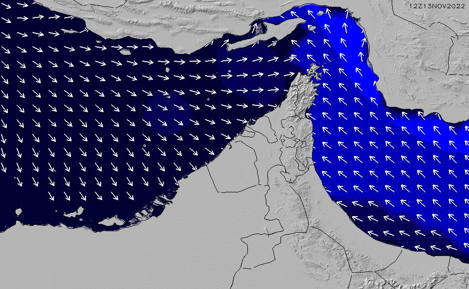 2021/5/12(水)10:00ポイントの波周期