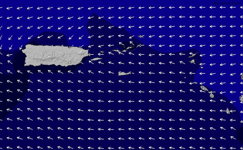 2021/3/4(木)16:00ポイントの波周期