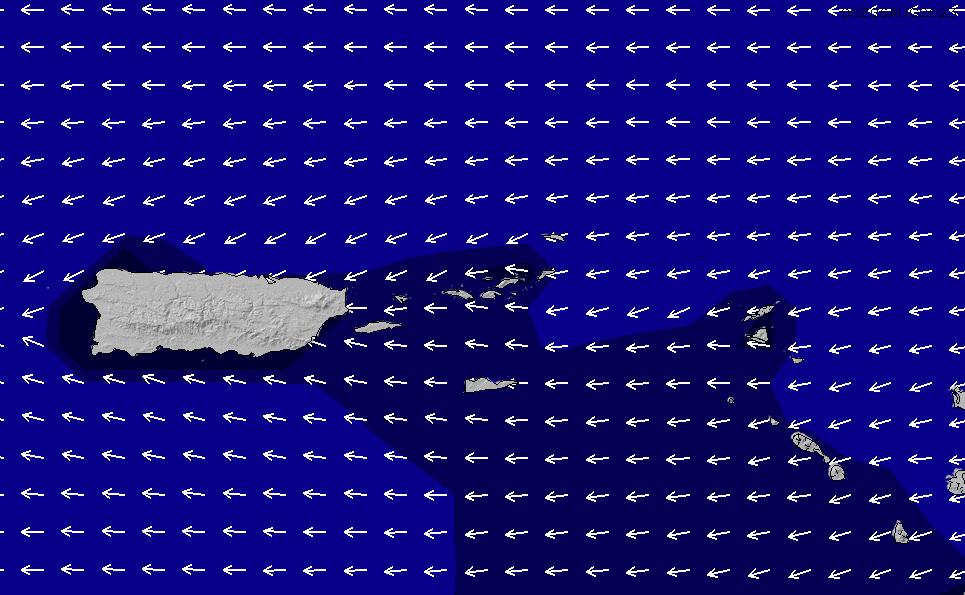 2021/9/29(水)8:00ポイントの波周期
