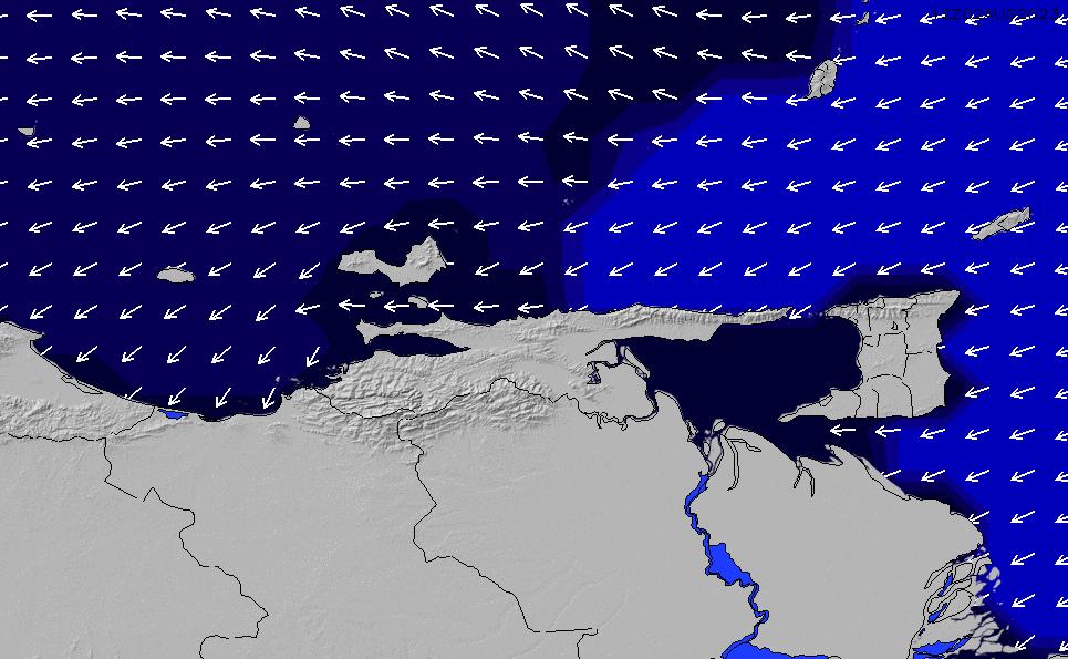 2020/9/26(土)16:00ポイントの波周期