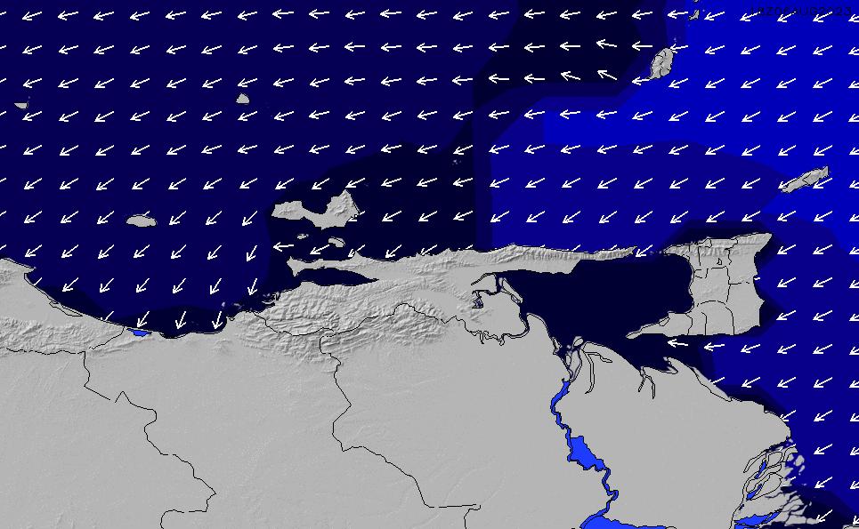 2021/3/2(火)4:00ポイントの波周期