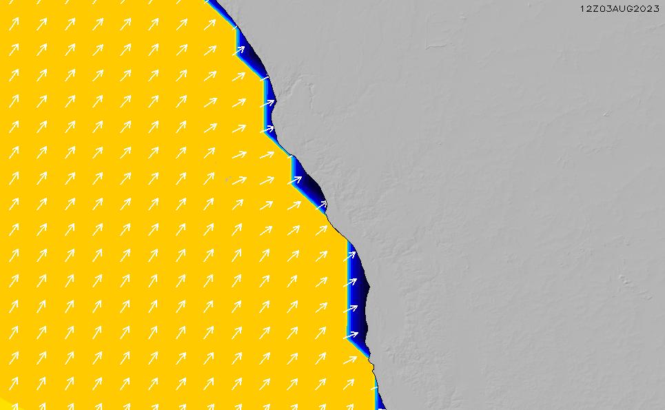 2020/4/2(木)2:00ポイントの波周期